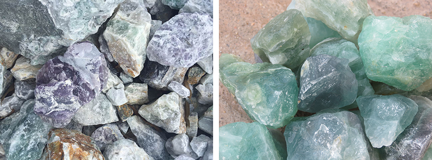 Know More About Fluorite